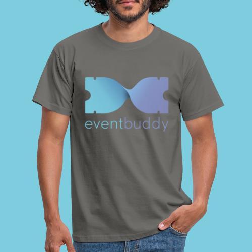 Eventbuddy in Farbe - Männer T-Shirt
