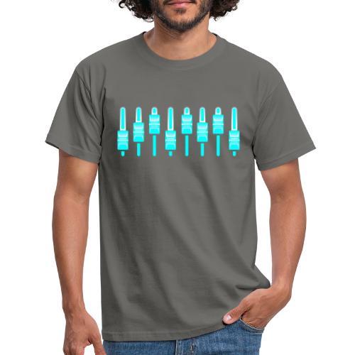 Fréquence bleu - T-shirt Homme