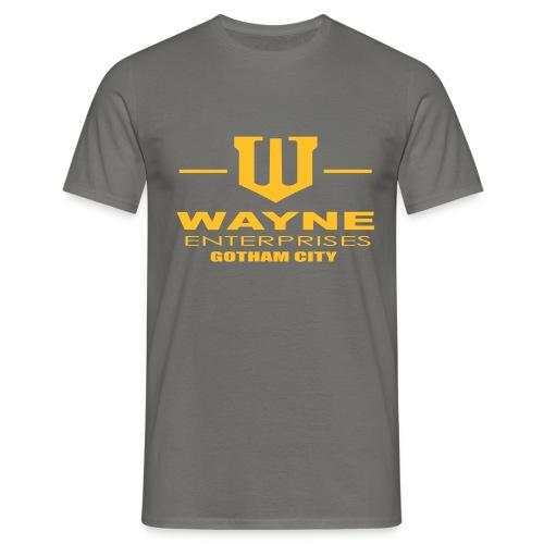 Wayne Enterprises - Maglietta da uomo