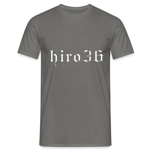 hiro36 - Maglietta da uomo
