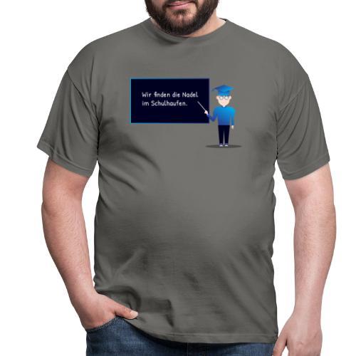 Slogan Collection - Männer T-Shirt