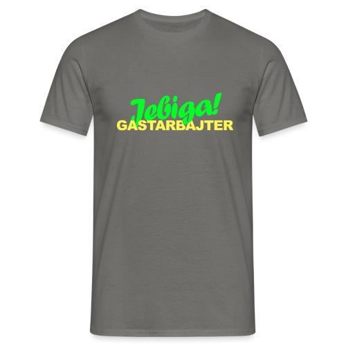 Kapa jebiga - Männer T-Shirt