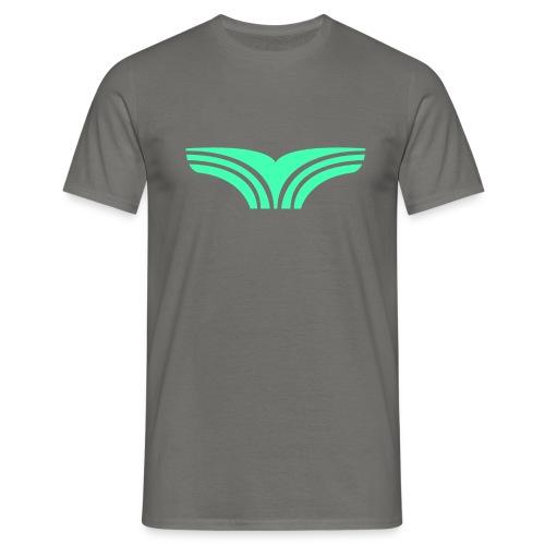 Boyga Regular V-hals - T-skjorte for menn