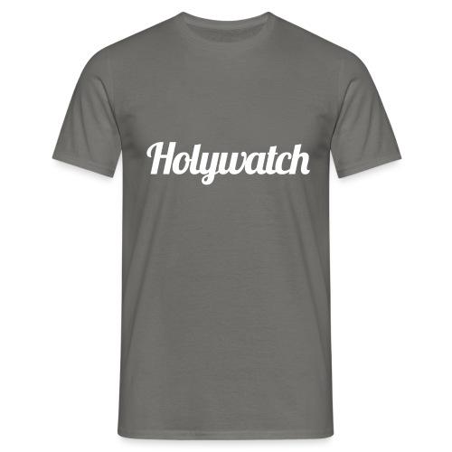 Holywatch Hoodie - Mannen T-shirt
