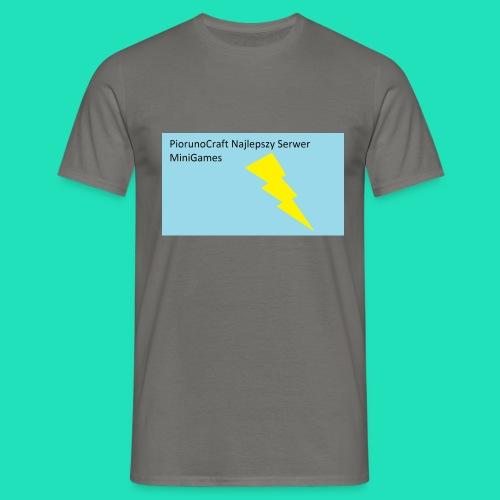 Etui Piorunowe Na Telefon 6s - Koszulka męska