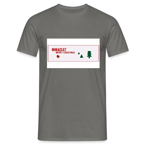 Christmas Exclusive - Men's T-Shirt