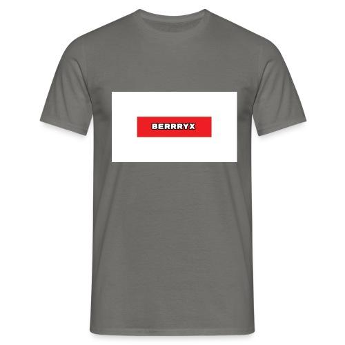 box logo - T-skjorte for menn