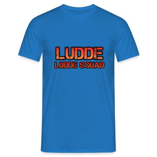 LUDDE SQUAD - T-shirt herr