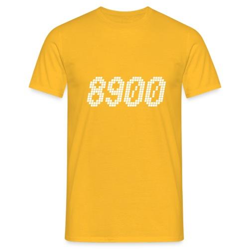 8900 Randers - Herre-T-shirt