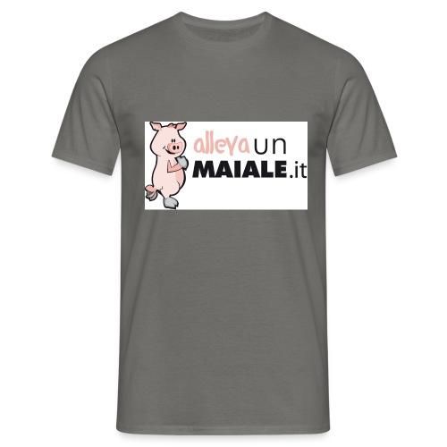 Allevaunmiale.it - Maglietta da uomo