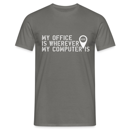 Wherever - Camiseta hombre