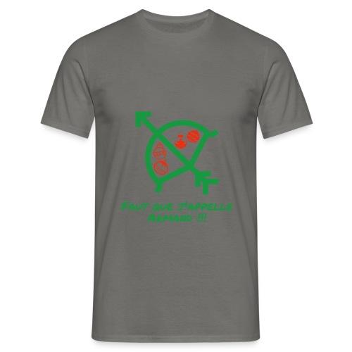 Faut que j'appelle Armand - T-shirt Homme