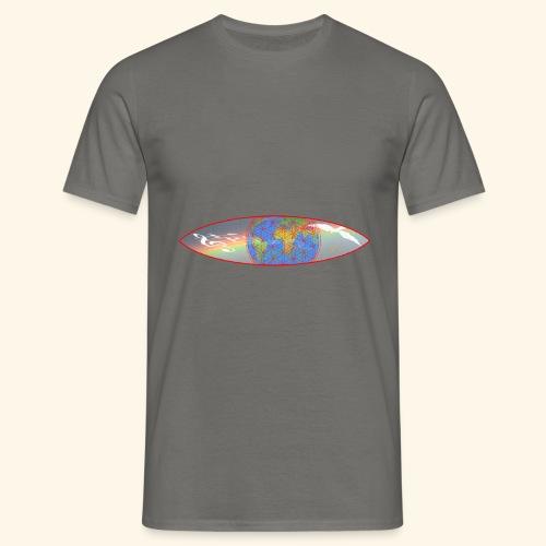 Heal the World - Männer T-Shirt