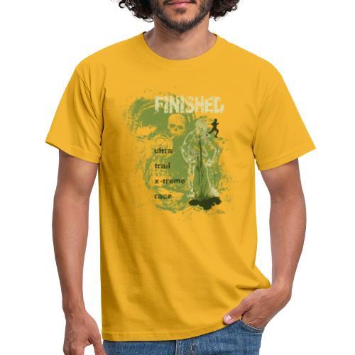 I M FINISHED 2 - Camiseta hombre