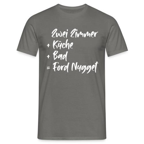 Zwei Zimmer - Männer T-Shirt