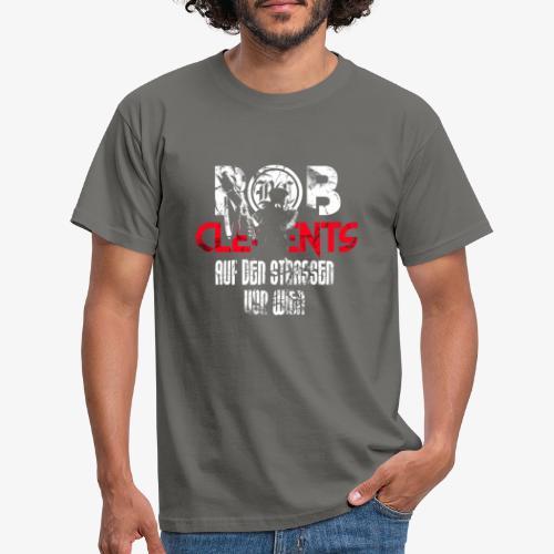 Auf den Strassen von Wien - Männer T-Shirt