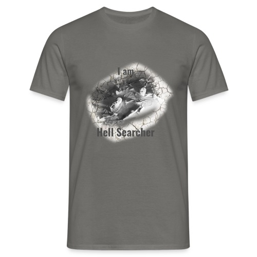 I am Hell Searcher, T-Shirt Women - Men's T-Shirt