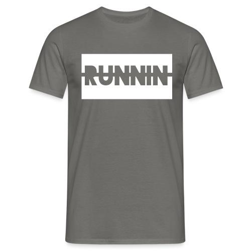 Runnin '  Exclusive - Men's T-Shirt