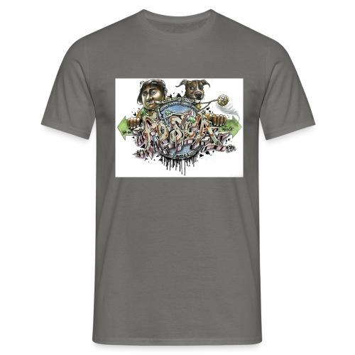 Mainbattle mind21 - Männer T-Shirt