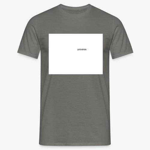 UNIVERSE BRAND SPONSOR - Maglietta da uomo