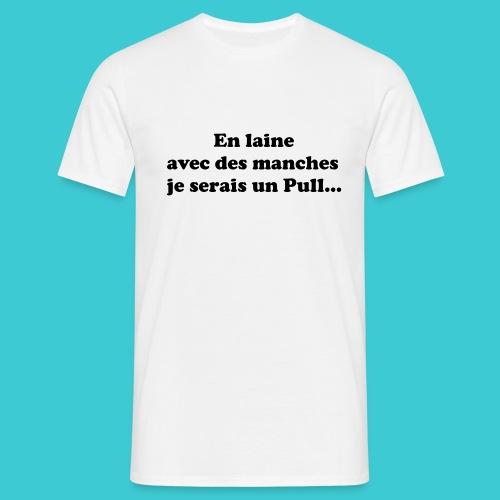 t-shirt humour - T-shirt Homme