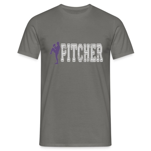 Pitcher.gif - T-shirt Homme