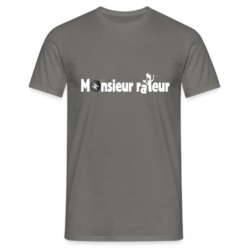 monsieur râleur - T-shirt Homme