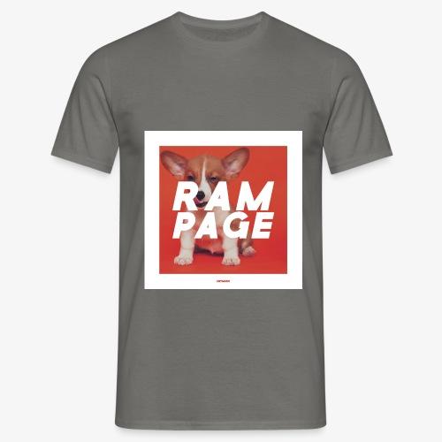 RAMPAGE #01 - Männer T-Shirt