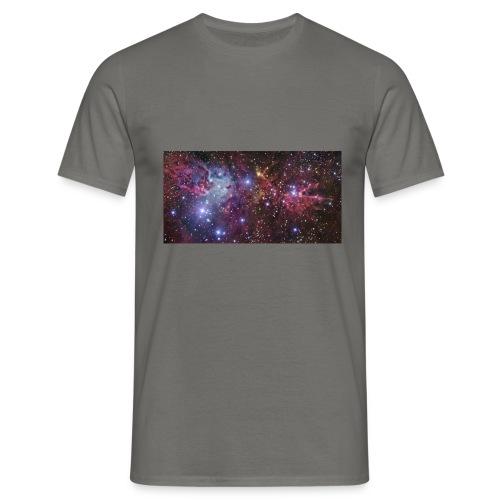 Stjernerummet Mullepose - Herre-T-shirt