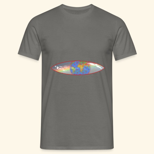 Heal the World - Männer T-Shirt