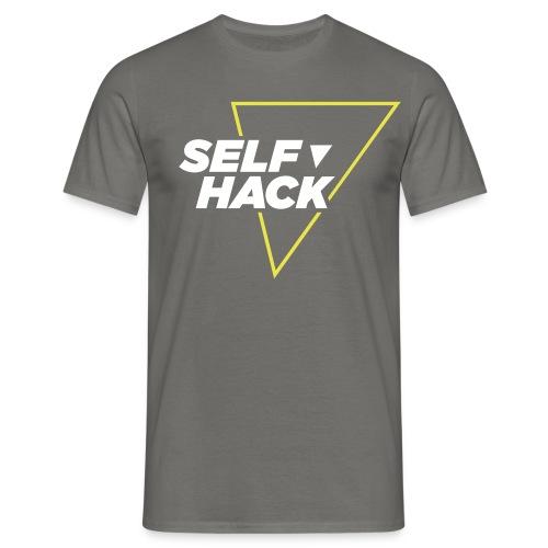 Selfhack Shirts 02 - Miesten t-paita