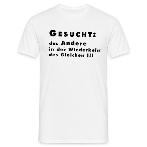 dasandere - Männer T-Shirt