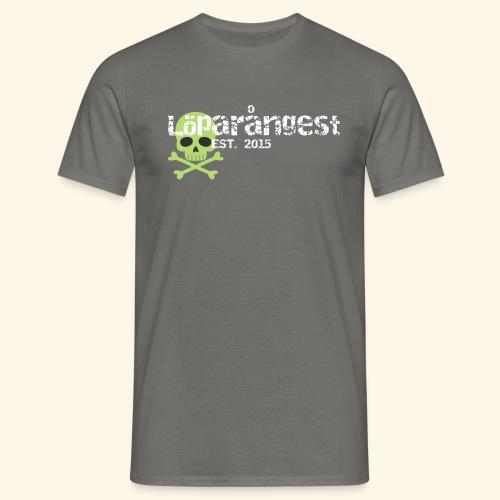 loeparangest - T-shirt herr