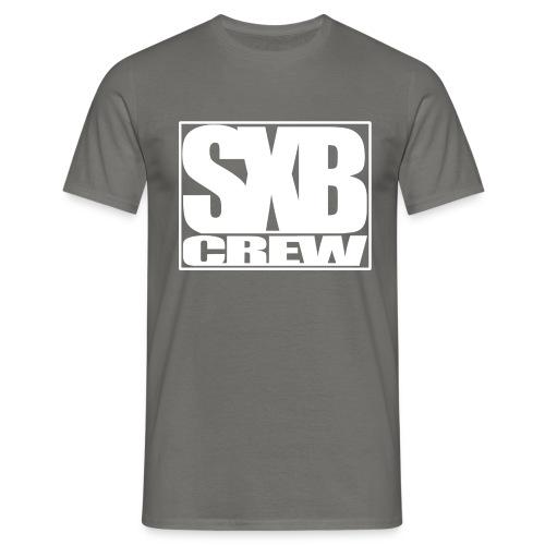 SXB Crew logo - Mannen T-shirt