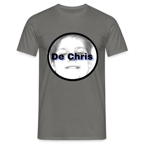 De Chris logo - Mannen T-shirt