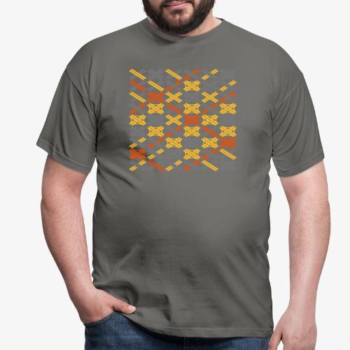 Autobahnkreuze Mesh - Männer T-Shirt