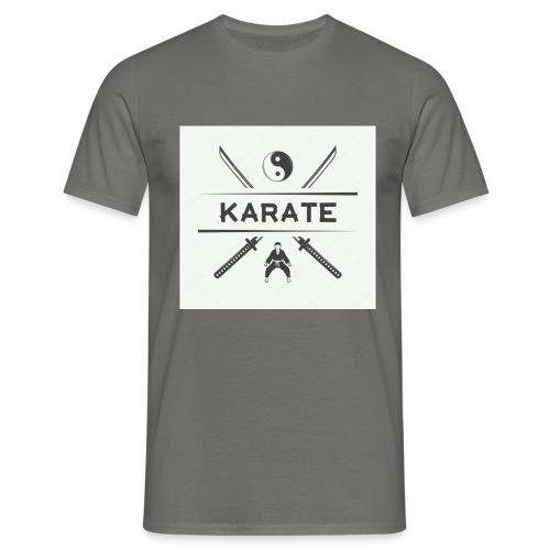 Karatedo - Camiseta hombre