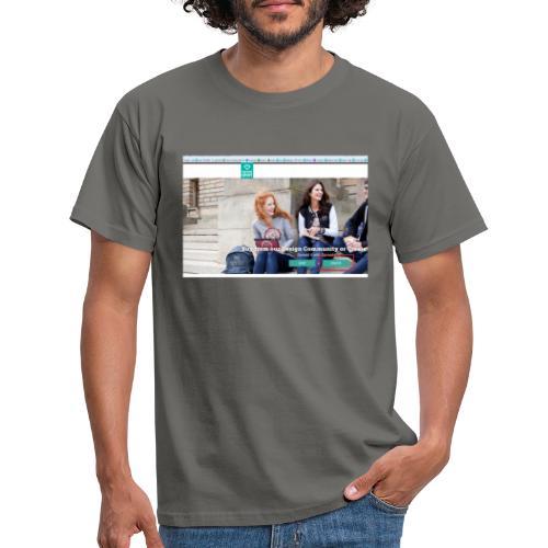 user2 - Men's T-Shirt