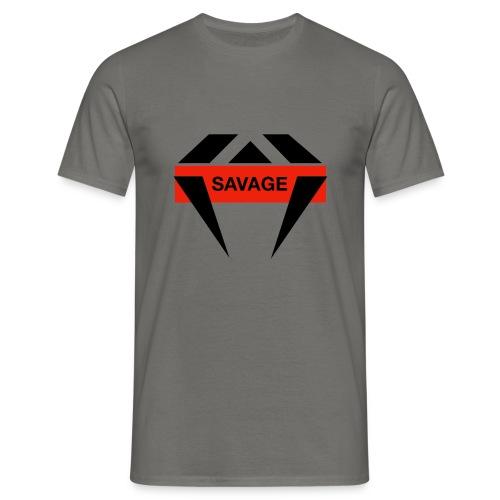 J.O.B Diamant Savage - Männer T-Shirt