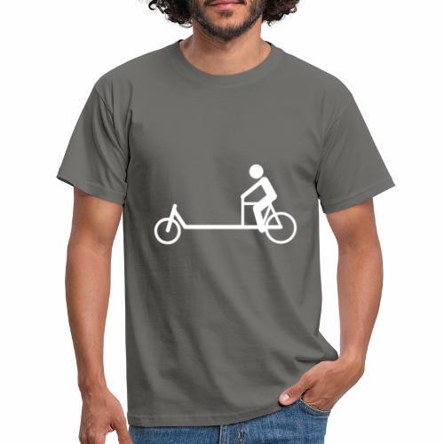 Biporteur - T-shirt Homme
