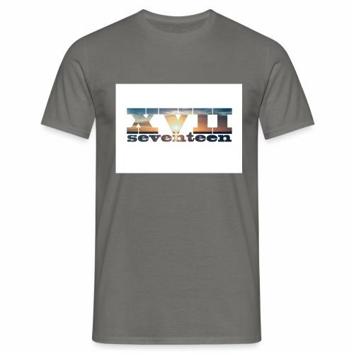 xvii 3 - Mannen T-shirt