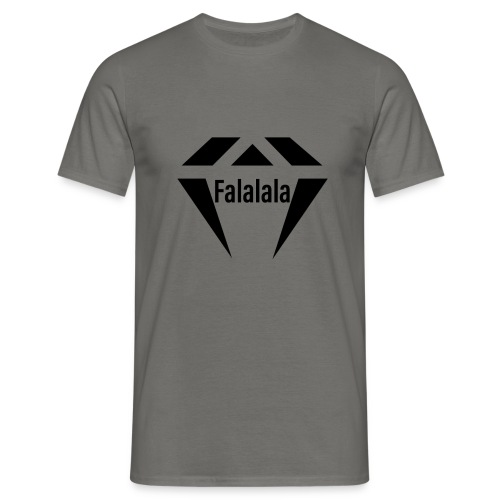 J.O.B Diamant Falalala - Männer T-Shirt