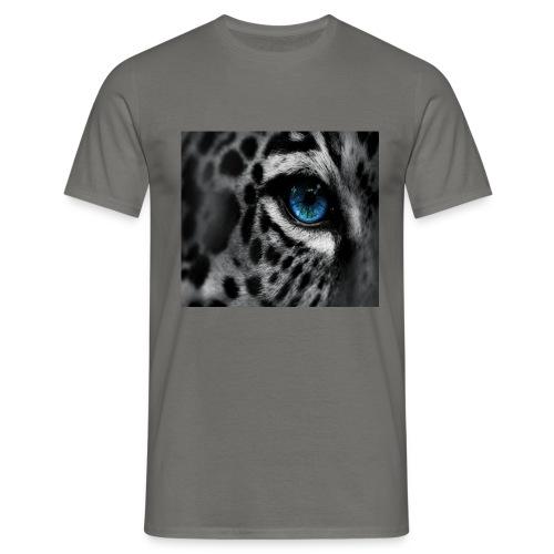 Animal Eye - T-shirt Homme