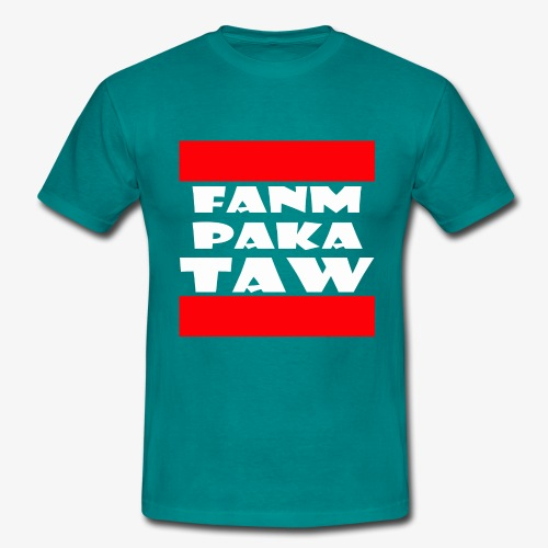 fanm paka taw - T-shirt Homme