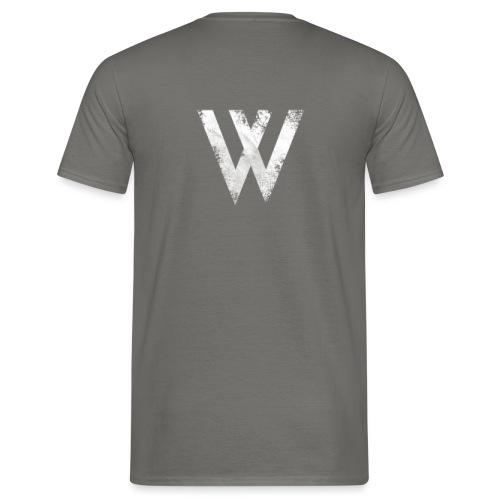 Leiro world wide web - Männer T-Shirt