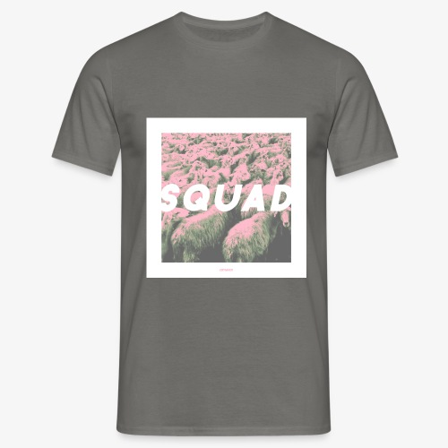 SQUAD #01 - Männer T-Shirt