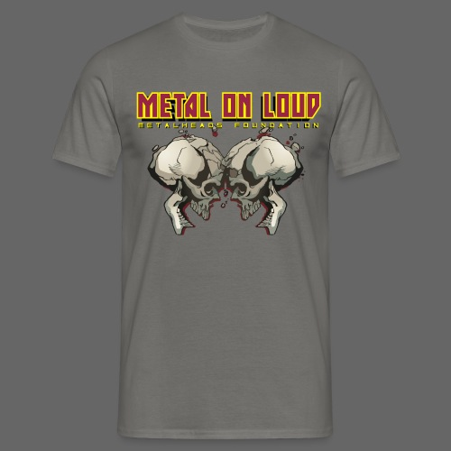 new mhf logo - Men's T-Shirt