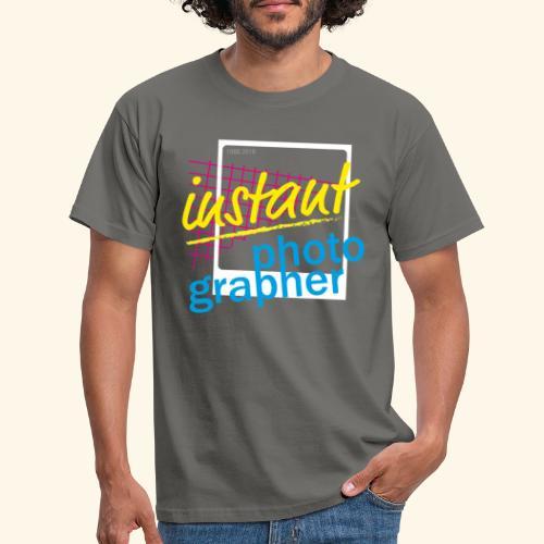 Sofortbild Fotografie - NewRetro - Männer T-Shirt