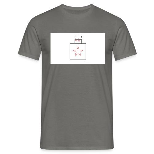Robo - Männer T-Shirt