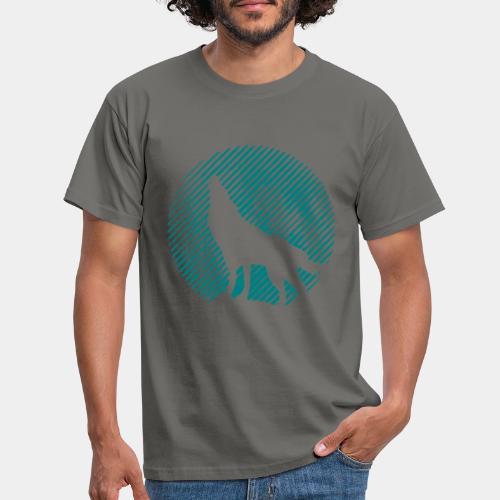 WOLF_02 - Koszulka męska